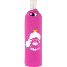 Botella de vidrio neo Kids - Flaska
