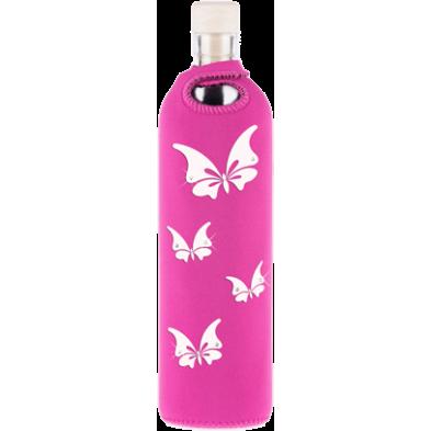 Botella de vidrio neo Lady Swarovski- Flaska