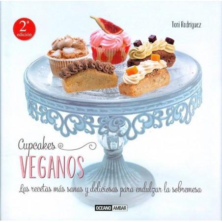 Cupcakes veganos - Toni Rodriguez