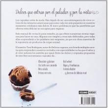 Cupcakes veganos - Toni Rodriguez - Ecovidasolar