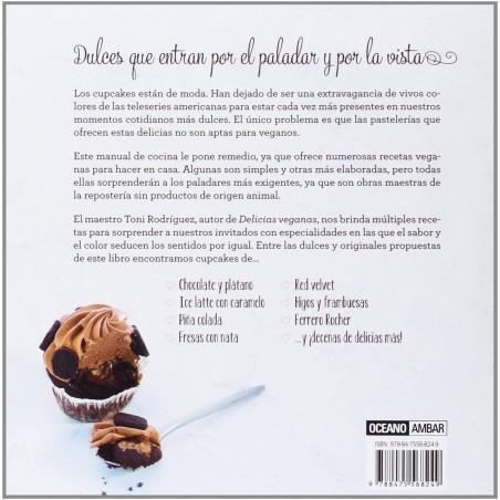 Cupcakes veganos - Toni Rodriguez - Ecovidasolar 1