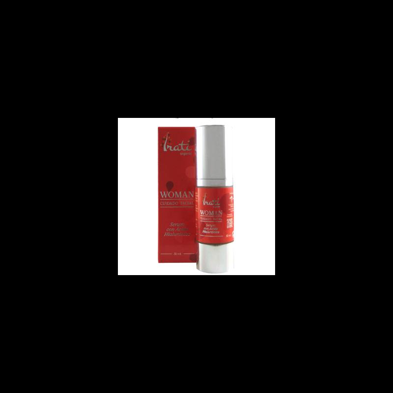 Serum Flash Acido Hialuronico - Irati Organic - Ecovidasolar