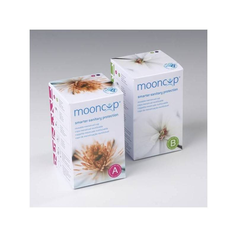 Copa menstrual - Mooncup - Ecovidasolar