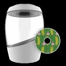 Tarro de cristal para fermentación - Montier Pilon