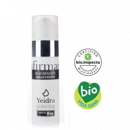 Crema reafirmante cuello y escote - Yeidra