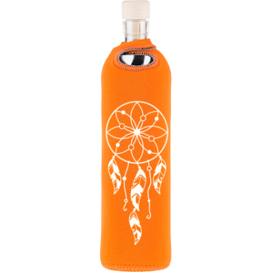 Botella de vidrio Spiritual Atrapasueños - Flaska