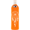 Botella de vidrio Spiritual Atrapasueños - Flaska - Ecovidasolar