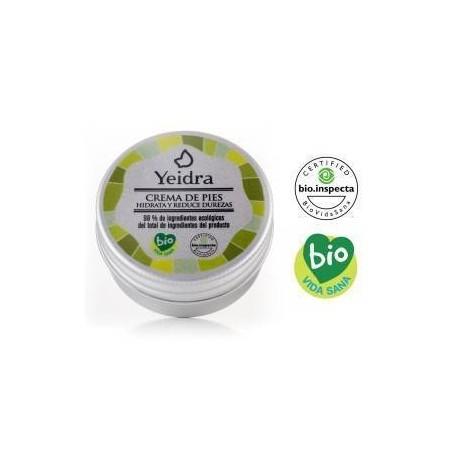 Crema de Pies Ecológica - Yeidra