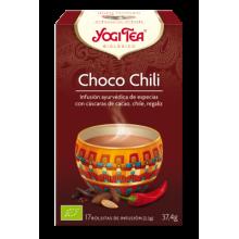 Choco Chili Yogi Tea - Biológico - Ecovidasolar