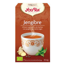 Jengibre Yogi Tea - Biológico . Ecovidasolar