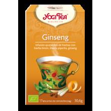 Ginseng Yogi Tea - Biológico - Ecovidasolar