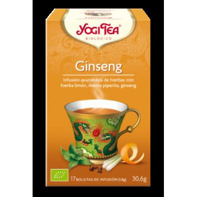 Ginseng Yogi Tea - Biológico