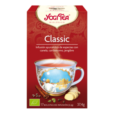 Classic Yogi Tea - Biológico