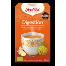 Digestión Yogi Tea - Biológico - Ecovidasolar