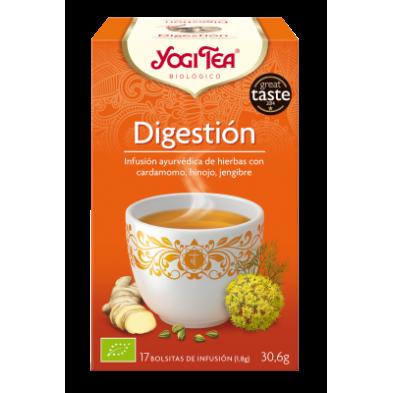 Digestión Yogi Tea - Biológico