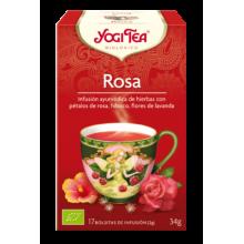 Rosa Yogi Tea - Biológico - Ecovidasolar