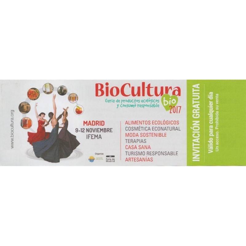 Invitacion Biocultura