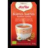 Buenos Sueños - Rooibos Vainilla - Yogi Tea - Biológico - Ecovidasolar