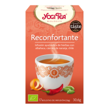 Reconfortante Yogi Tea - Biológico - Ecovidasolar