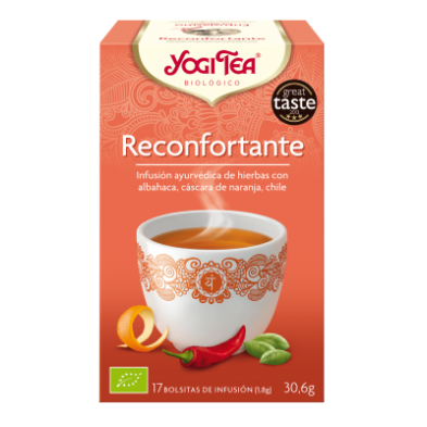 Reconfortante Yogi Tea - Biológico