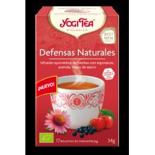 Defensas Naturales Yogi Tea - Biológico - Ecovidasolar