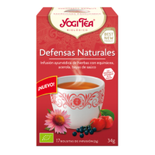 Defensas Naturales Yogi Tea - Biológico - Ecovidasolar