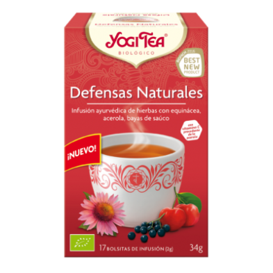 Defensas Naturales Yogi Tea - Biológico