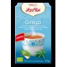 Ginkgo Yogi Tea - Biológico - Ecovidasolar