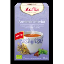 Armonía Interior Yogi Tea - Biológico - Ecovidasolar