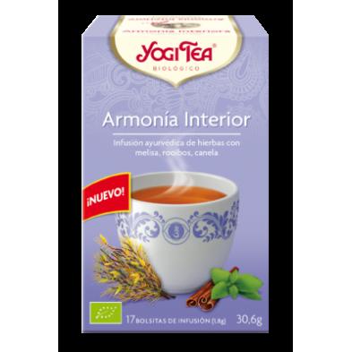 Armonía Interior Yogi Tea - Biológico