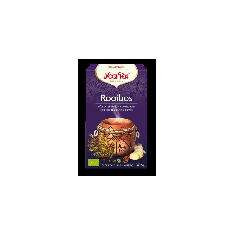 Rooibos Yogi Tea - Biológico - Ecovidasolar