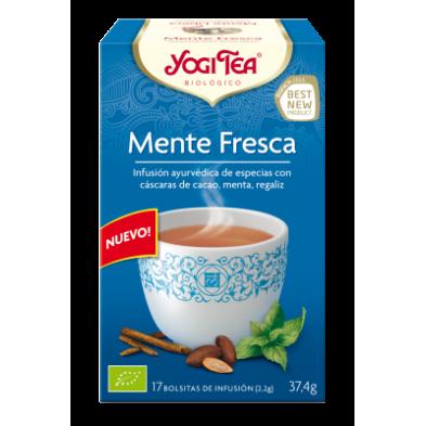 Mente Fresca Yogi Tea - Biológico