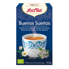 Buenos Sueños Yogi Tea - Biológico - Ecovidasolar