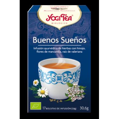 Buenos Sueños Yogi Tea - Biológico