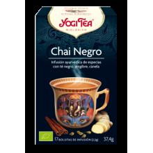 Chai Negro Yogi Tea - Biológico - Ecovidasolar