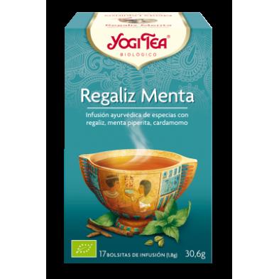 Regalíz Menta Yogi Tea - Biológico
