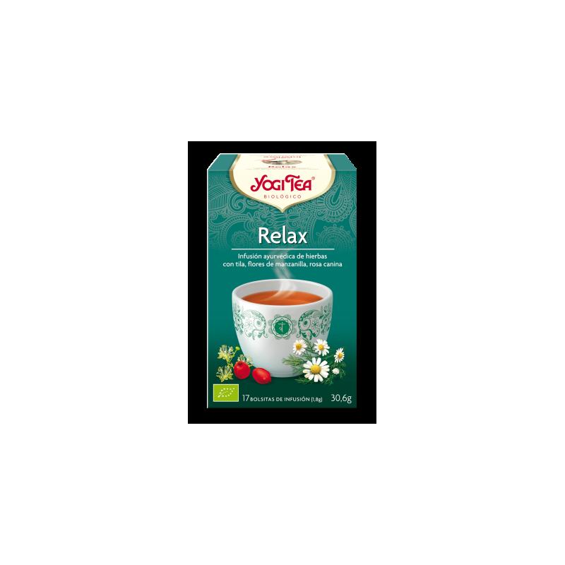 Relax Yogi Tea - Biológico - Ecovidasolar