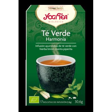 Té Verde armonía - Yogi Tea