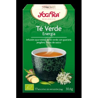 Té Verde Energía - Yogi Tea