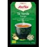 Té Verde Energía Yogi Tea - Biológico - Ecovidasolar