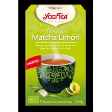 Té Verde Matcha Limón - Yogi Tea