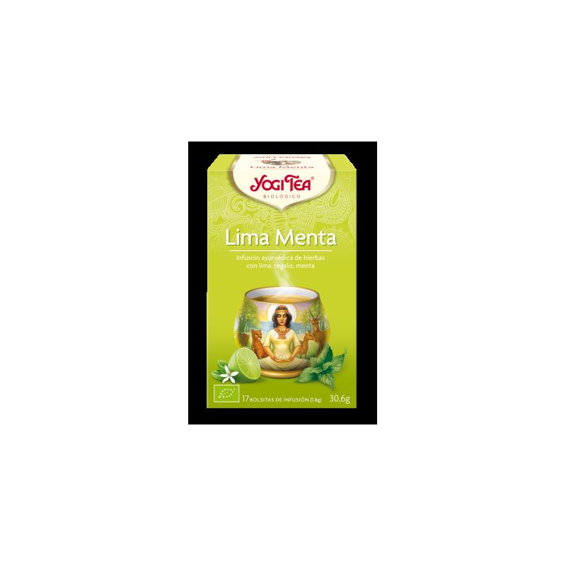 Lima Menta Yogi Tea - Biológico - Ecovidasolar
