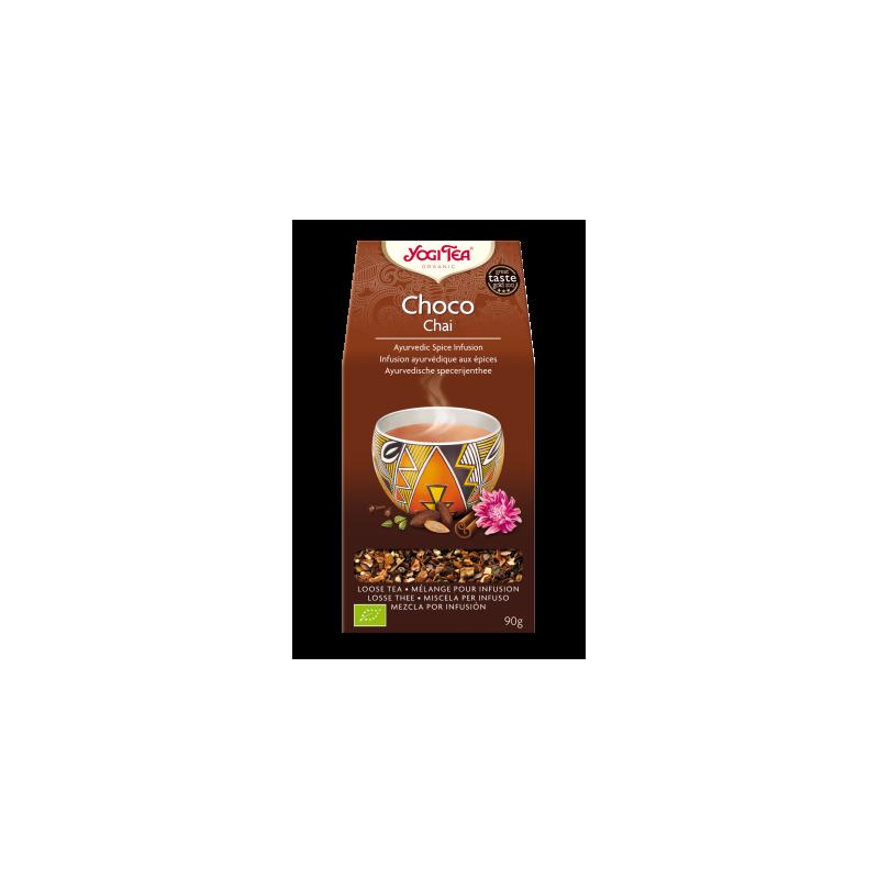 Choco Chai Yogi Tea - Biológico - Ecovidasolar
