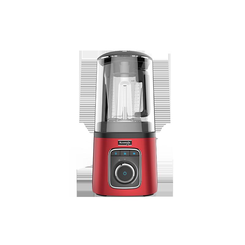 Batidora vacio Vacuum Blender - Kuvings - Ecovidasolar -roja