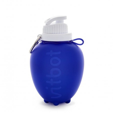Botella de silicona Sport, Kids & Travel - Vitbot