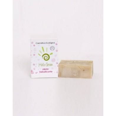 Jabón detoxificante - Hellogreen - Ecovidasolar