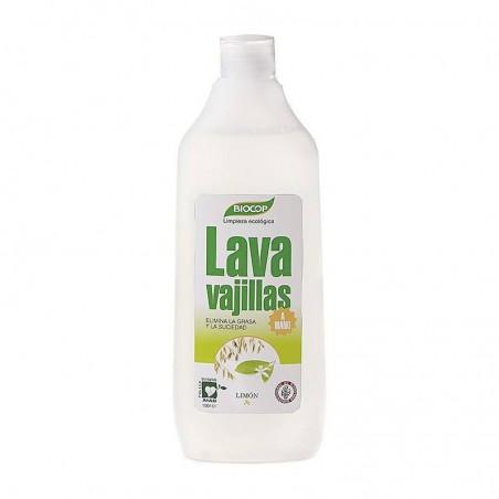 Lavavajillas avena y limón - Biocop