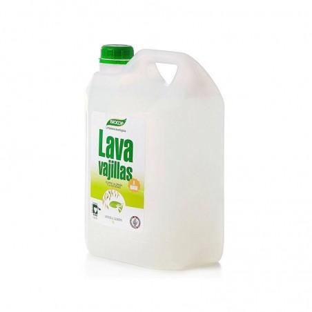 Lavavajillas avena y limón - Biocop - Ecovidasolar