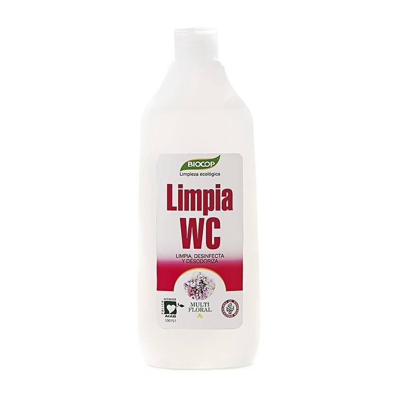 Limpia W.C. Floral - Biocop - Ecovidasolar