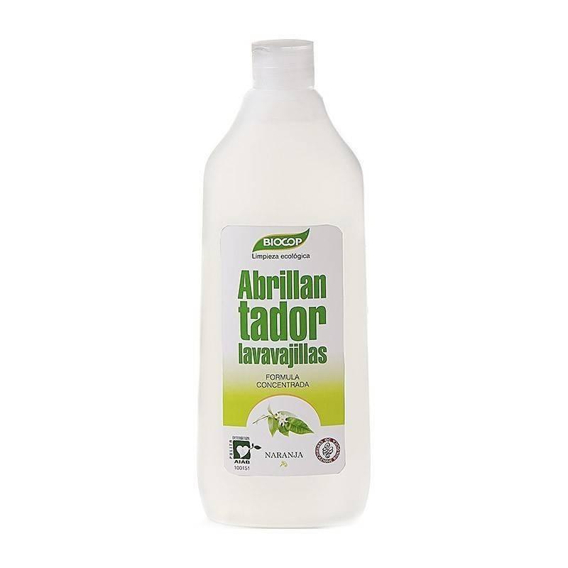 Abrillantador lavavajillas - Biocop - Ecovidasolar